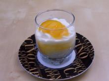 Veganes Vanillemousse mit Aprikosen - Rezept