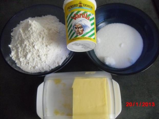 Streusel-Quark-Sahne-Kuchen, - Rezept - Bild Nr. 4