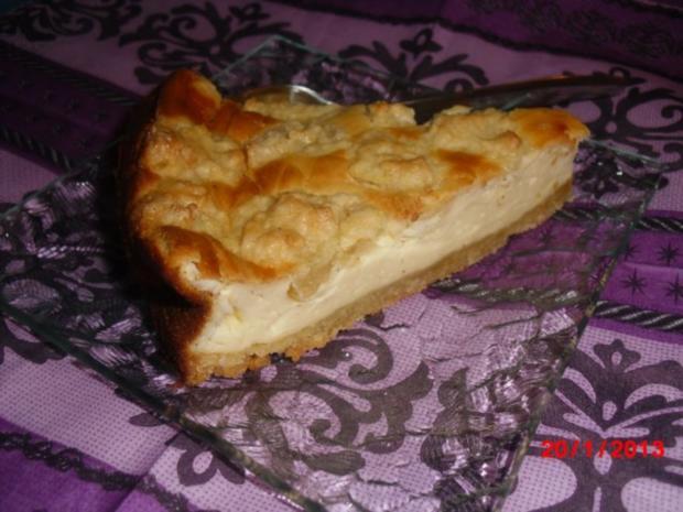 Streusel-Quark-Sahne-Kuchen, - Rezept - Bild Nr. 2