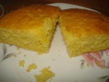 lockerer Zitronenkuchen (18cm) - Rezept
