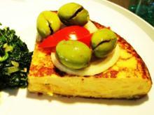 Kartoffel-Zwiebel-Tortilla - Rezept