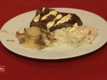 Costa Rican Steak mit Bratkartoffeln und Reis (Simon Desue) - Rezept