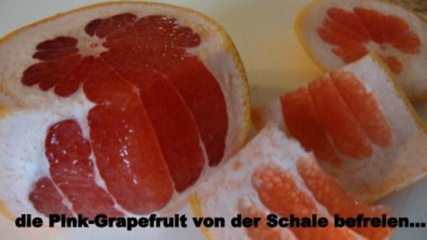 Pink Grapefruit- Bananen-Aperol Marmelade - Rezept - Bild Nr. 2