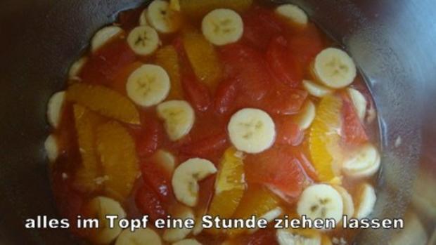 Pink Grapefruit- Bananen-Aperol Marmelade - Rezept - Bild Nr. 5
