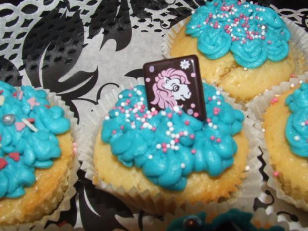 Giftige Cupcakes - Rezept - Bild Nr. 2