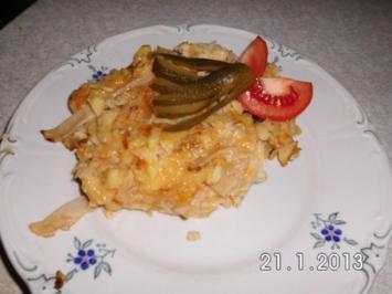 Rezept: Berliner Kartoffel-Pfanne