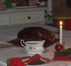 ***Meine leckere Weihnachtsgans*** - Rezept