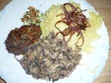 veganes Mittagessen - Rezept