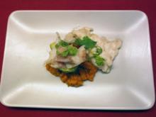 Ceviche von fangfrischem Fisch - Rezept