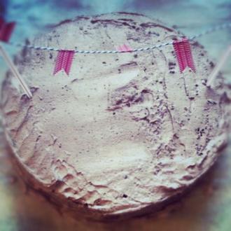 Guiness-Schokoladentorte mit Baileys-Creme (nach Fräulein Klein) - Rezept