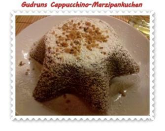 Kuchen: Cappucchino-Marzipankuchen DELUXE! - Rezept