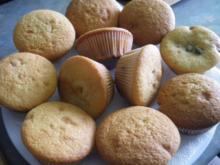 Muffins - Cranberry - Rezept