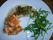Überbackene Putenschnitzel - Rezept