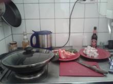 Couscous mit Fisch und Meeresfrüchten - Rezept
