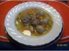 Suppen: Opa Alfred`Festtagssuppe - Rezept