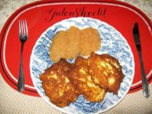 Kartoffel: Reiberdatschi (Kartoffelpuffer) - Rezept