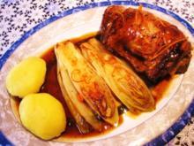 Chicoree exotisch- aus meiner Versuchs-Küche  ... - Rezept