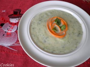 Kohlrabi - Suppe - Rezept