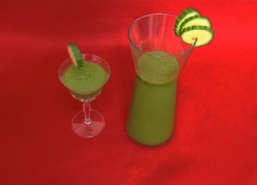 Green-Smoothie (Sandra Schneiders) - Rezept