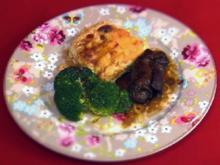 Rinderroulade auf Kartoffelbett (Sandra Schneiders) - Rezept