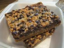 Magic Cookie Bars Rezepte - Rezept