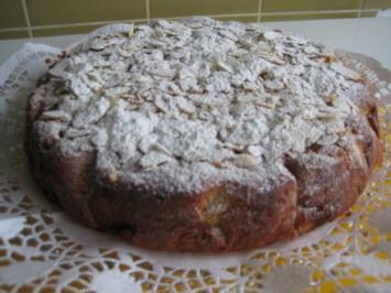 Papis Apfel-Rum-Kuchen - Rezept
