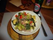 Rinderhack- Wirsing- Pfanne - Rezept