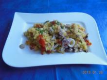 Kochen: Paella - Rezept
