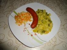 Schwarzwurzel - Curry - Rezept