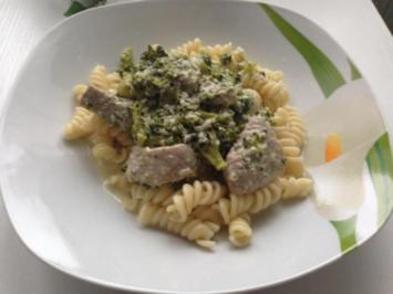 Knoblauch-Kräuter Pfanne - Rezept