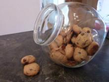 Schoko-Cookie-Kugeln - Rezept