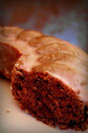 Rezept: Rotweinkuchen