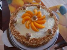 Giotto-Pfirsich-Torte - Rezept