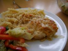 Zwiebel-Sahne-Hähnchen - Rezept