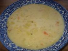 Kartoffelsuppe cremig lecker - Rezept