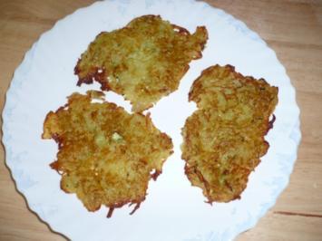 Kartoffelpuffer - Rezept