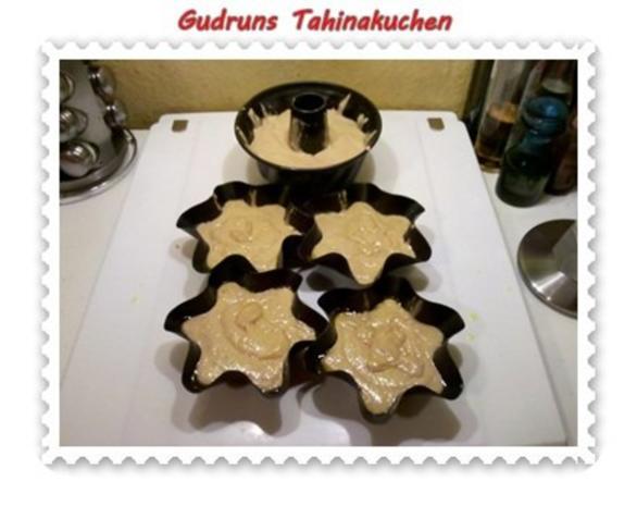 Kuchen: Tahinakuchen - Rezept - Bild Nr. 5