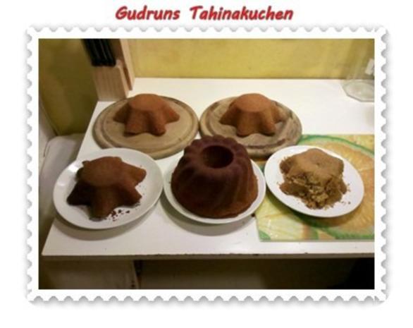 Kuchen: Tahinakuchen - Rezept - Bild Nr. 7