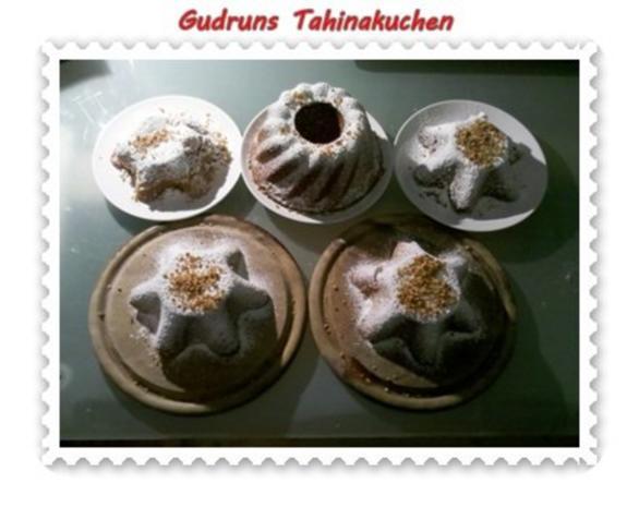 Kuchen: Tahinakuchen - Rezept - Bild Nr. 8