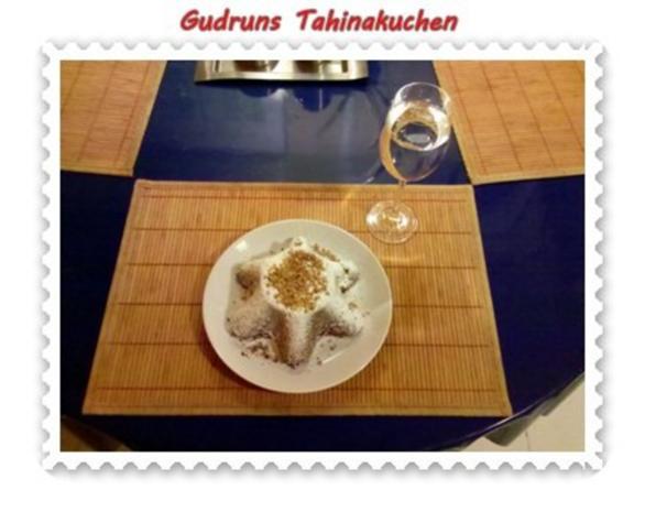 Kuchen: Tahinakuchen - Rezept - Bild Nr. 9