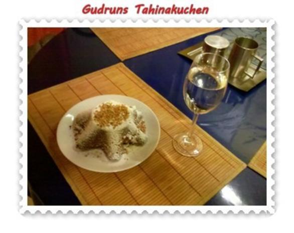 Kuchen: Tahinakuchen - Rezept - Bild Nr. 10