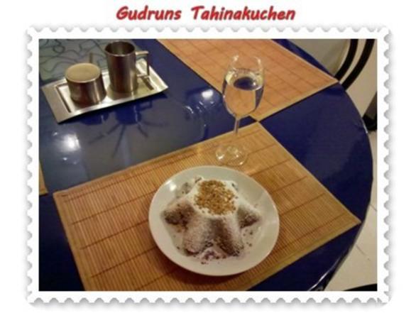 Kuchen: Tahinakuchen - Rezept - Bild Nr. 11