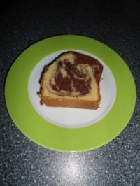 der perfekte Marmorkuchen ;-) - Rezept