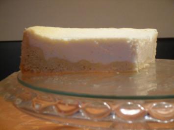 Käsekuchen sehr fein - Rezept