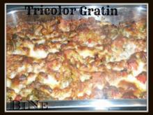 BiNe` S TRICOLOR GRATIN - Rezept