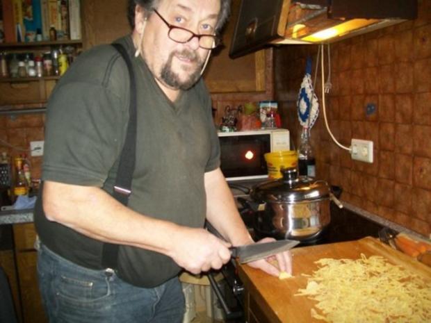 Suppeneinlagen: Eiernudeln selbstgemacht - Rezept