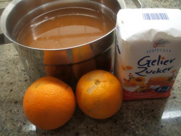 Vorrat: Apfel-Orangen-Gelee - Rezept - Bild Nr. 2