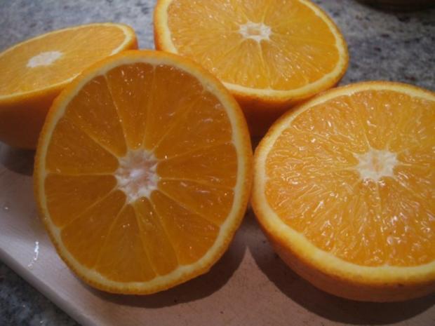 Vorrat: Apfel-Orangen-Gelee - Rezept - Bild Nr. 3