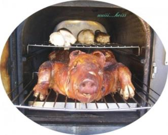 Fleisch: Carré vom SchwäbischHällischen Landschwein mit geschmortem Spitzkohl - Rezept