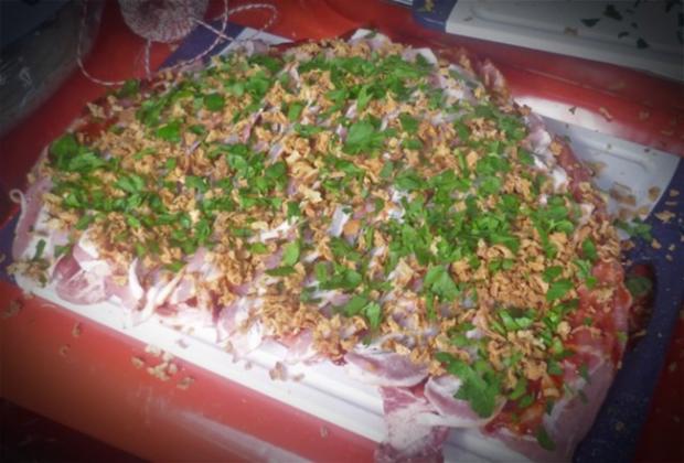 Fleisch: Rollbraten vom Grill - Rezept - Bild Nr. 3